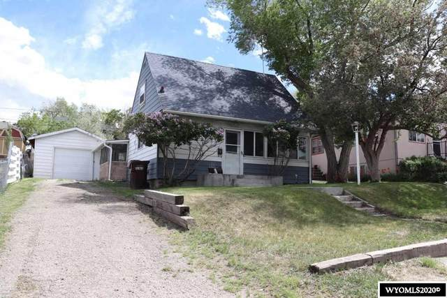 214 E Spruce Street, Rawlins, WY 82301 (MLS #20202743) :: Lisa Burridge & Associates Real Estate