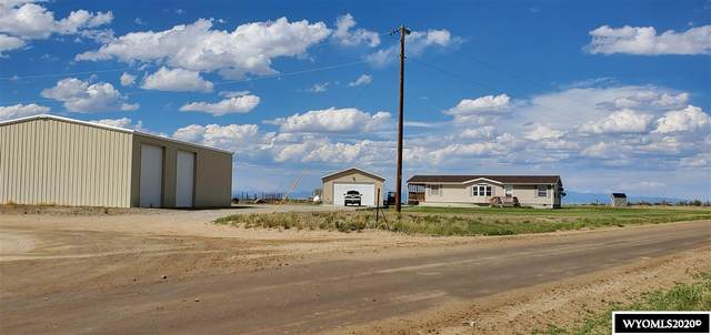 2 Freight Wagon Rd, Farson, WY 82932 (MLS #20202871) :: RE/MAX The Group