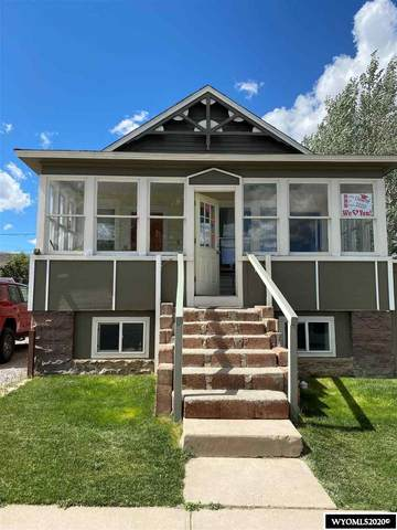 809 W Cedar, Rawlins, WY 82301 (MLS #20203052) :: Real Estate Leaders