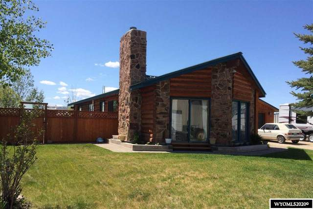 406 Aspen Street, La Barge, WY 83123 (MLS #20203064) :: RE/MAX The Group