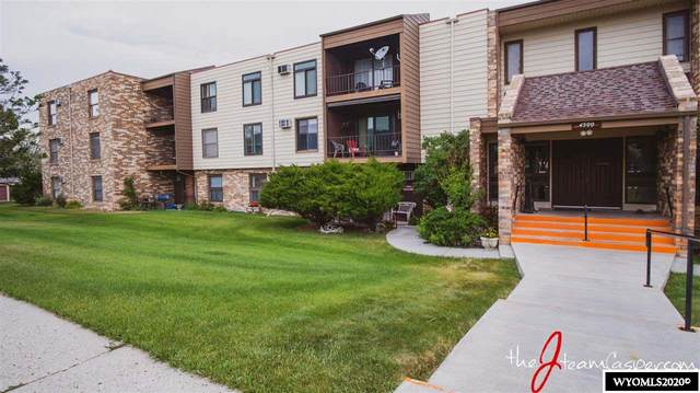 4500 S Poplar #212, Casper, WY 82604 (MLS #20203106) :: Lisa Burridge & Associates Real Estate