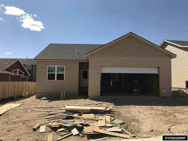 860 Dusty Terrace, Mills, WY 82604 (MLS #20203281) :: RE/MAX The Group