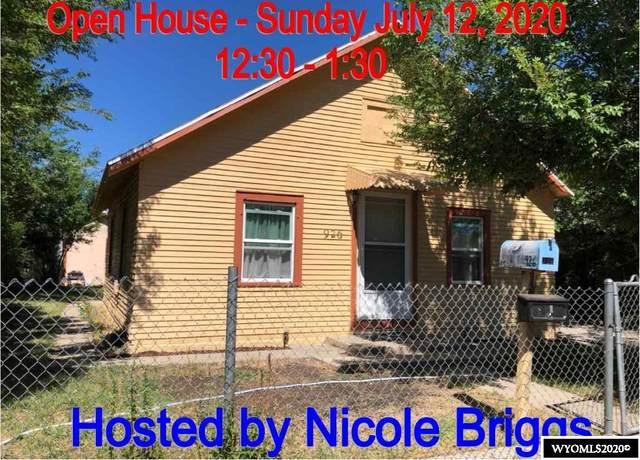 926 & 926 1/2 N Lincoln Street, Casper, WY 82601 (MLS #20203283) :: Real Estate Leaders