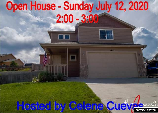 2453 Shumway, Casper, WY 82601 (MLS #20203420) :: RE/MAX The Group