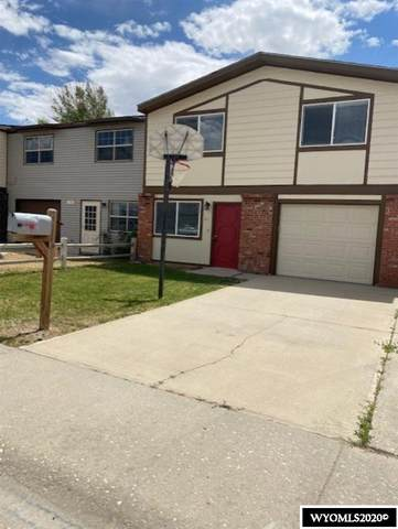 410 E Miller Street, Rawlins, WY 82301 (MLS #20203423) :: Real Estate Leaders