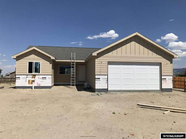 951 S 6th Avenue, Mills, WY 82644 (MLS #20203447) :: Real Estate Leaders