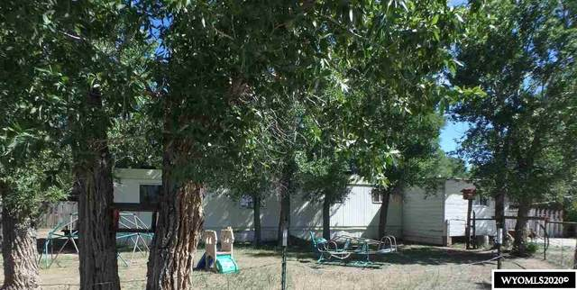 301 Horse Creek Road, Dubois, WY 82513 (MLS #20203449) :: Lisa Burridge & Associates Real Estate