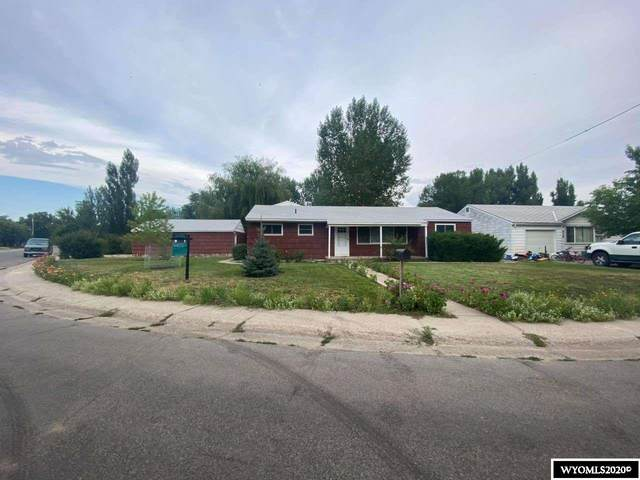 812 Charles Avenue, Worland, WY 82401 (MLS #20203469) :: RE/MAX The Group