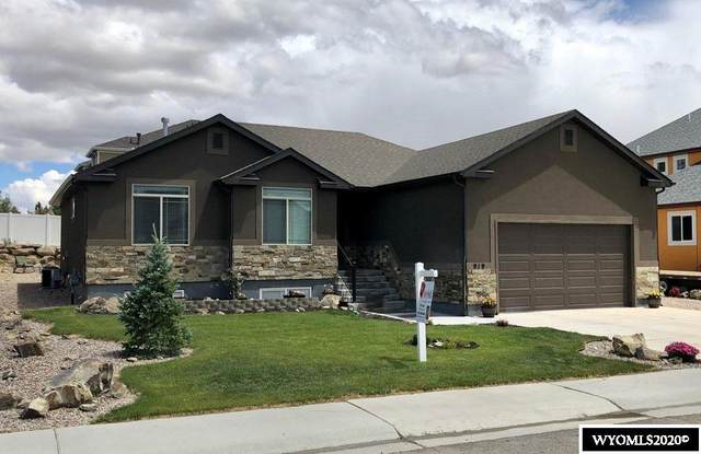 919 Ruger Boulevard, Rock Springs, WY 82901 (MLS #20203473) :: RE/MAX The Group