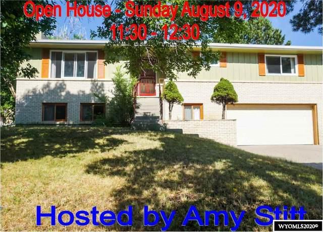 1460 Kelly Drive, Casper, WY 82609 (MLS #20203509) :: Lisa Burridge & Associates Real Estate