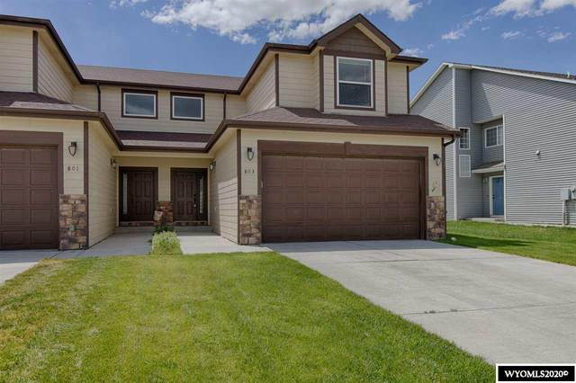 803 6th Street, Evansville, WY 82636 (MLS #20203531) :: RE/MAX The Group