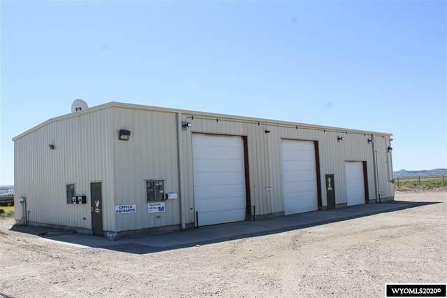 10378 S Us Hwy 189 Highway, Big Piney, WY 83113 (MLS #20203548) :: Real Estate Leaders