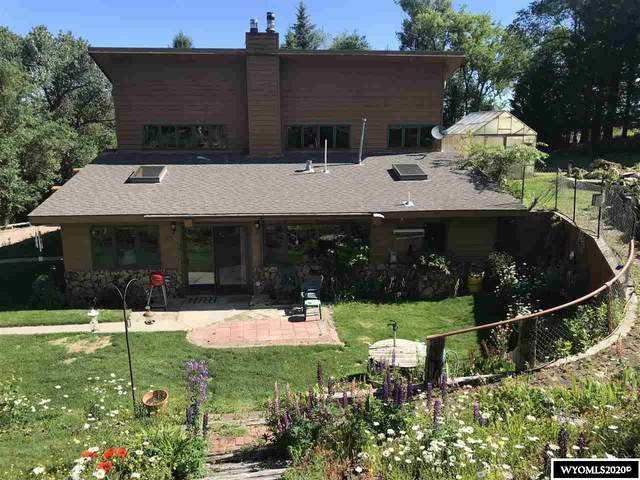 5 Shady Lane, Buffalo, WY 82834 (MLS #20203550) :: Real Estate Leaders