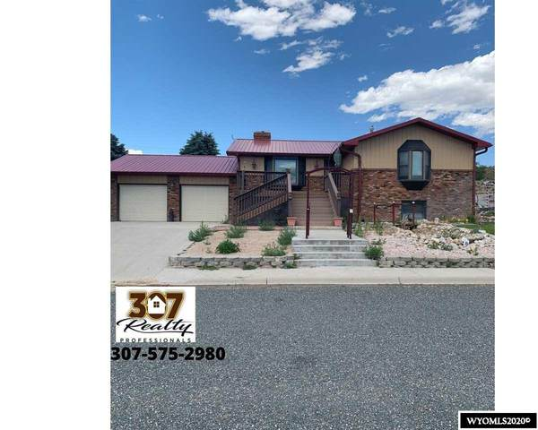 200 W 10th Street, Lingle, WY 82223 (MLS #20203552) :: Real Estate Leaders