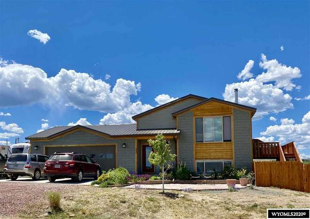 402 4th Street, Riverside, WY 82325 (MLS #20203584) :: Real Estate Leaders