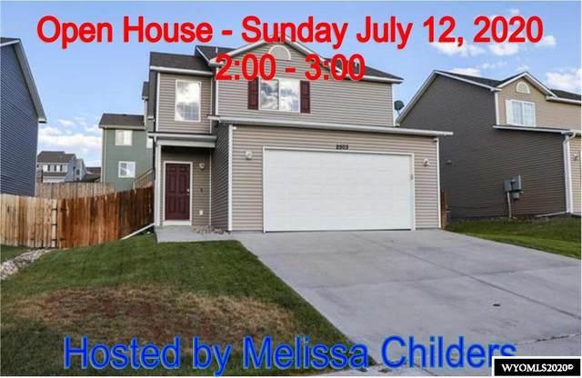 2503 Lennox Avenue, Casper, WY 82601 (MLS #20203597) :: Real Estate Leaders