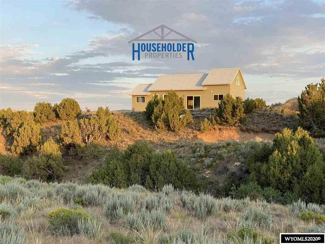 9 View Circle, Lander, WY 82520 (MLS #20203666) :: Lisa Burridge & Associates Real Estate