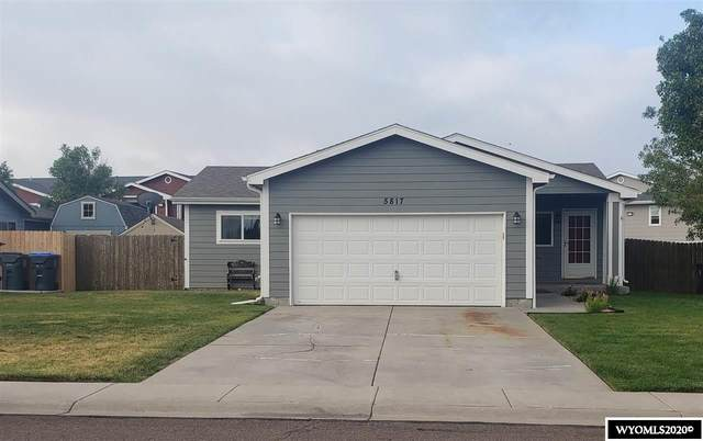 5817 Stonewood Drive, Cheyenne, WY 82001 (MLS #20203679) :: RE/MAX The Group