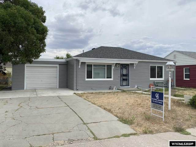1907 S Washington Street, Casper, WY 82601 (MLS #20203683) :: RE/MAX The Group