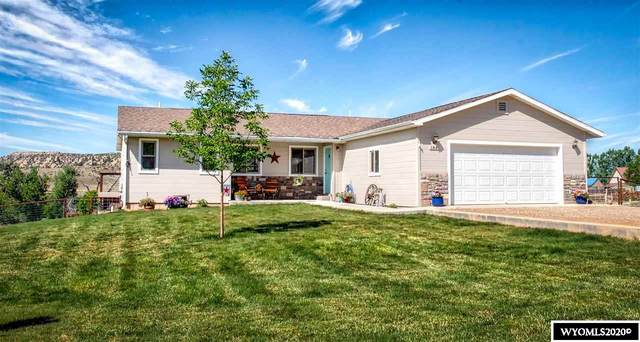144 Road 60, Ten Sleep, WY 82442 (MLS #20203715) :: Lisa Burridge & Associates Real Estate