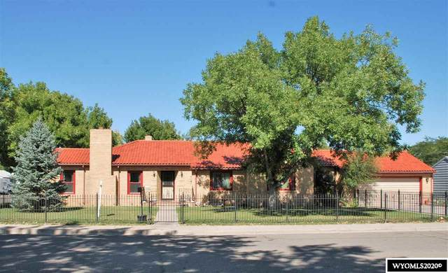 801 Howell Avenue, Worland, WY 82401 (MLS #20203807) :: RE/MAX Horizon Realty