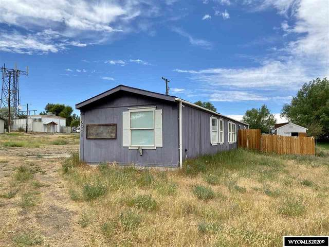 408 Mccaffrey, Encampment, WY 82325 (MLS #20204028) :: RE/MAX The Group