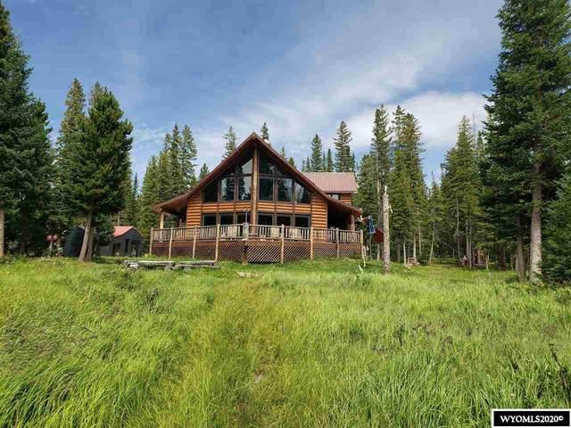 10 Elk Trail, Arlington, WY 82083 (MLS #20204141) :: Lisa Burridge & Associates Real Estate