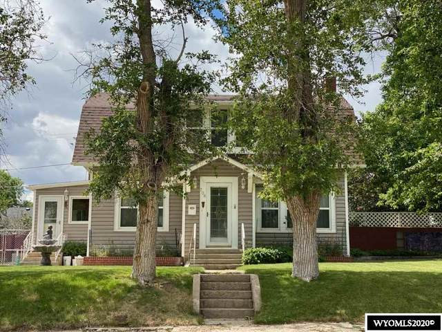 708 11th Street, Rawlins, WY 82301 (MLS #20204185) :: RE/MAX The Group