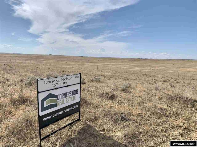 Lot 346 Frontier Street, Casper, WY 82604 (MLS #20204188) :: Real Estate Leaders