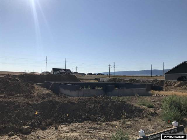 601 Blue Sky Drive, Mills, WY 82604 (MLS #20204190) :: RE/MAX The Group