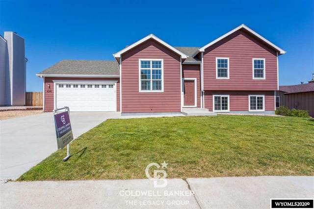 4340 S Ash Street, Casper, WY 82601 (MLS #20204201) :: RE/MAX The Group