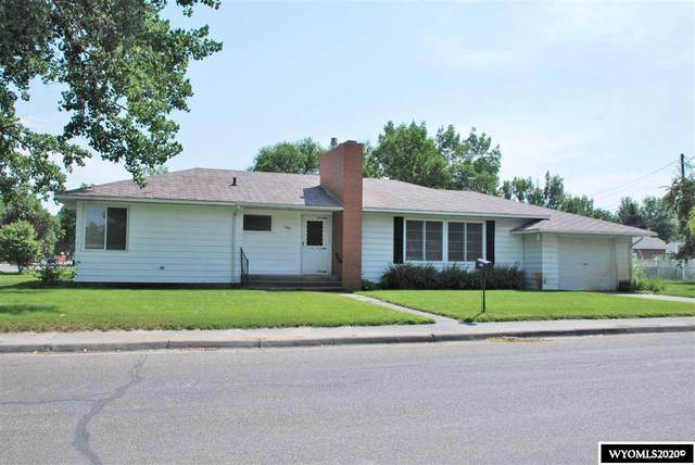 601 S 8th Street, Worland, WY 82401 (MLS #20204257) :: RE/MAX Horizon Realty