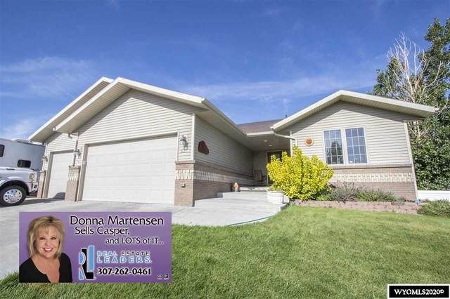 5200 Vista Way, Casper, WY 82601 (MLS #20204265) :: RE/MAX The Group