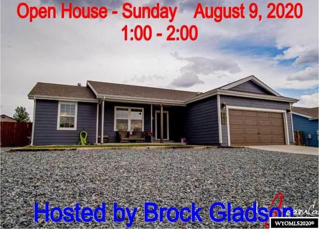 4821 Turpin, Casper, WY 82601 (MLS #20204266) :: Lisa Burridge & Associates Real Estate