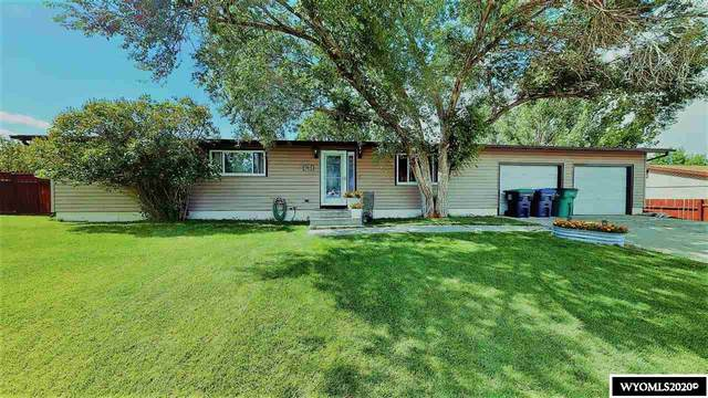 1915 Arkansas Drive, Green River, WY 82935 (MLS #20204279) :: RE/MAX The Group