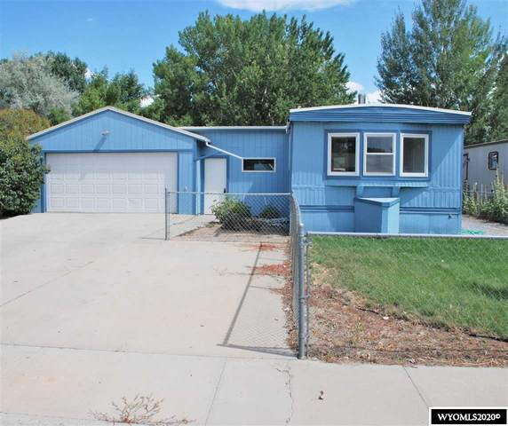 2036 Sage Loop, Worland, WY 82401 (MLS #20204335) :: RE/MAX The Group
