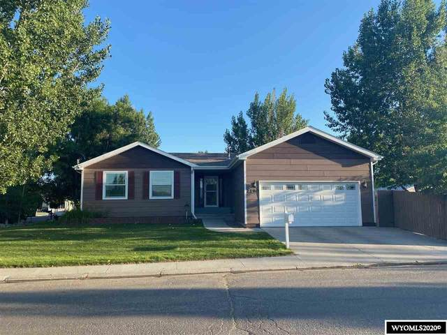 2290 Gregg Avenue, Worland, WY 82401 (MLS #20204340) :: Lisa Burridge & Associates Real Estate