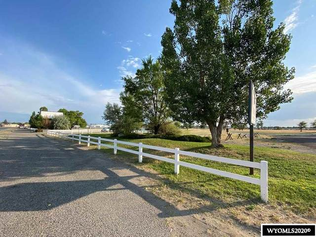 0000 S Federal Boulevard, Riverton, WY 82501 (MLS #20204347) :: RE/MAX The Group