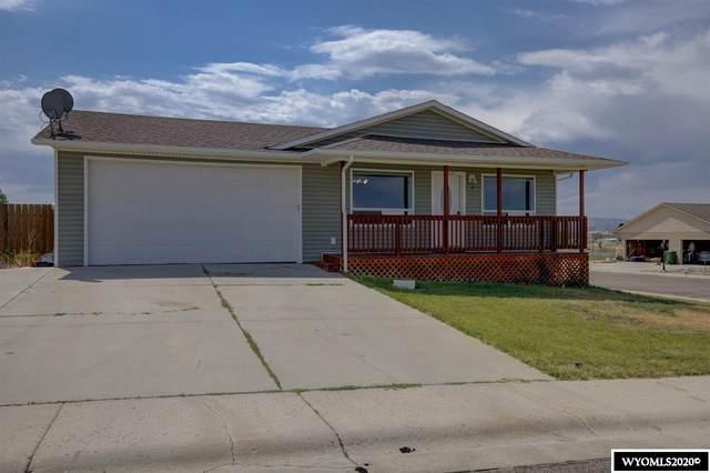 601 Antelope Creek Drive, Douglas, WY 82633 (MLS #20204375) :: RE/MAX The Group