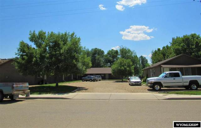 114-124 1st Street, Ten Sleep, WY 82442 (MLS #20204380) :: RE/MAX The Group