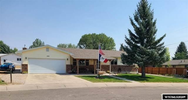 1258 Village Drive, Douglas, WY 82633 (MLS #20204422) :: Real Estate Leaders