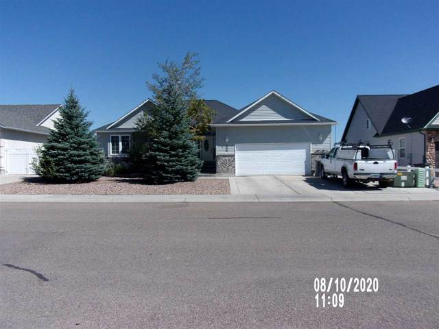 2421 Silver Creek, Rock Springs, WY 82901 (MLS #20204442) :: Lisa Burridge & Associates Real Estate