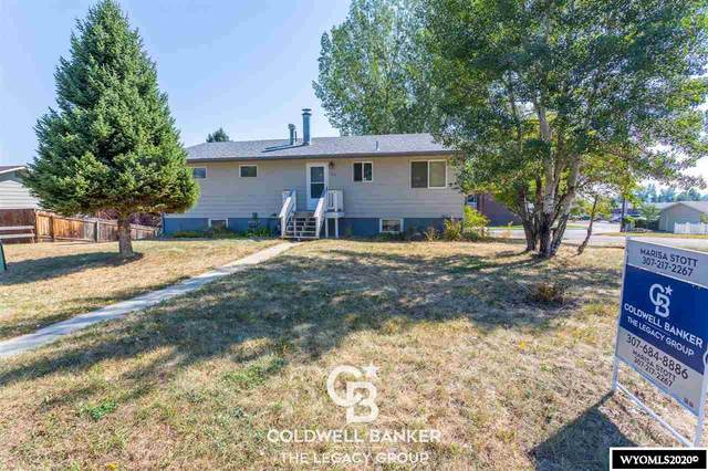 489 S Desmet Avenue, Buffalo, WY 82834 (MLS #20204482) :: Lisa Burridge & Associates Real Estate