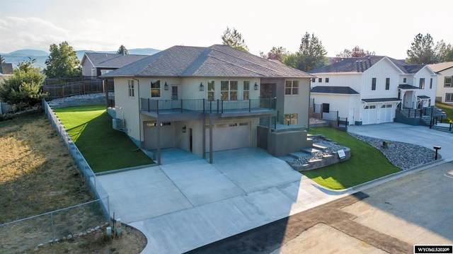914 Delaware Drive, Buffalo, WY 82834 (MLS #20204490) :: Lisa Burridge & Associates Real Estate