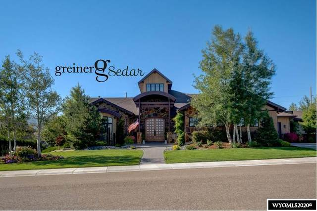 4449 Freedom Circle, Casper, WY 82609 (MLS #20204604) :: RE/MAX The Group