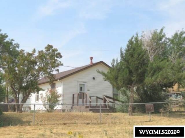 352 Pershing Street, Mills, WY 82644 (MLS #20204764) :: Lisa Burridge & Associates Real Estate