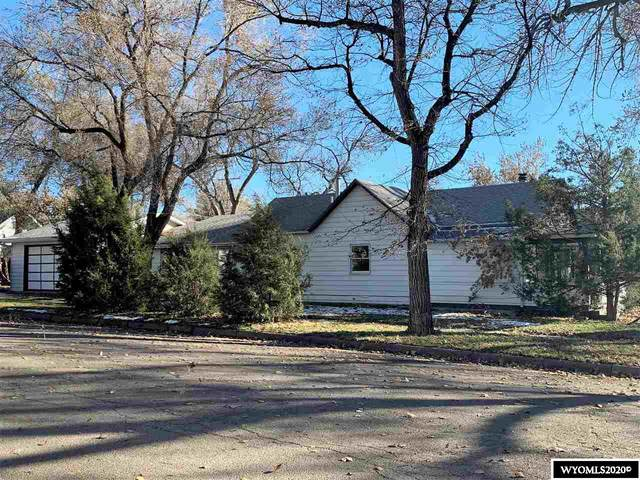 401 S 5th, Douglas, WY 82633 (MLS #20204800) :: RE/MAX The Group