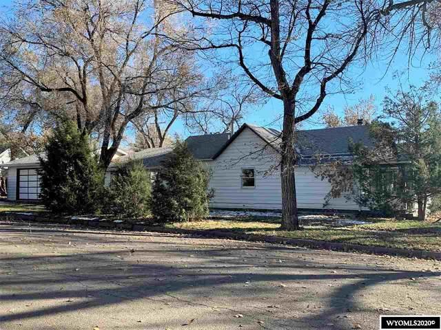 401 S 5th, Douglas, WY 82633 (MLS #20204800) :: Lisa Burridge & Associates Real Estate