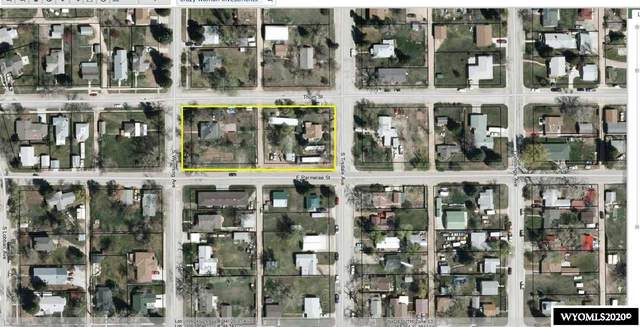 288 S TISDALE AVE & 287 S WYOMING AVE, Buffalo, WY 82834 (MLS #20204838) :: RE/MAX The Group