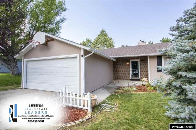 1024 Carriage Lane, Casper, WY 82609 (MLS #20204925) :: RE/MAX The Group
